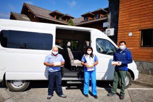 Dideco de Pucón mantiene servicio de traslado a pacientes dializados
