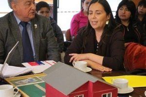 Oficina Municipal de Vivienda de Pucón otorga ayuda a las familias en situación de vulnerabilidad