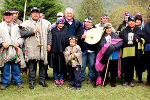 Alcalde Carlos Barra invita a comunidades mapuche a celebrar en casa y en familia