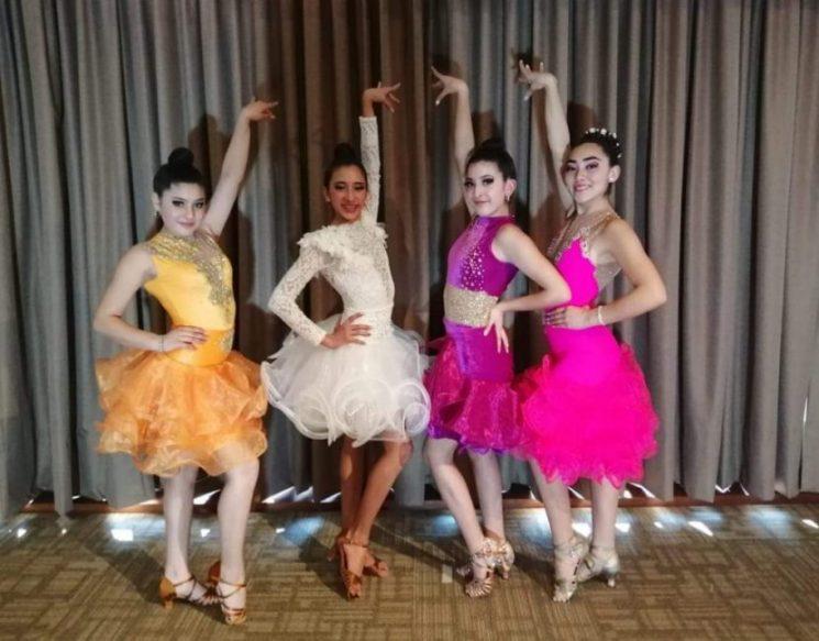 Bailarinas de Masdanza Pucón brillaron en competencia internacional online