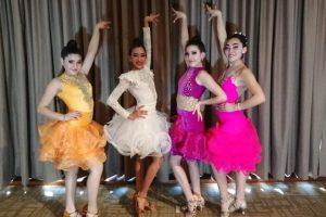 Bailarinas de Masdanza Pucón destacaron en competencia internacional