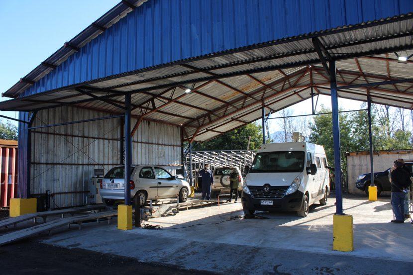 Planta de Revisión Técnica Móvil sumará 1 día más de trabajo mensual en Pucón