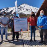 Bienes Nacionales de La Araucanía pone a disposición inmueble para centro de operaciones en Pucón