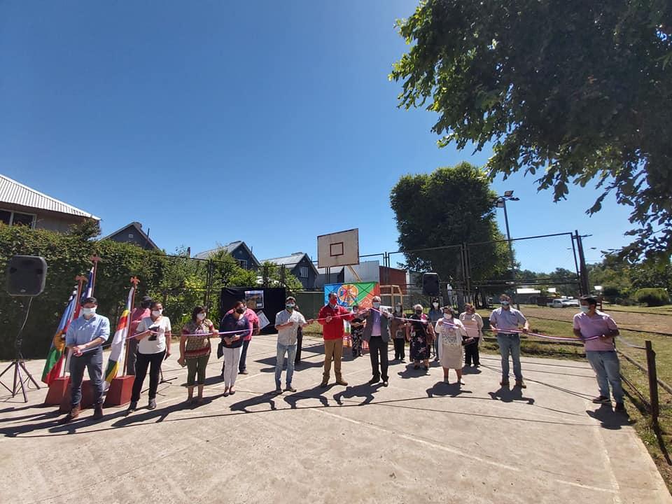 Lanzan oficialmente el programa Quiero Mi Barrio en Pucón