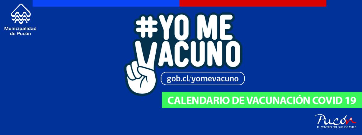 VACUNACIÓN CONTRA CONVID-19 EN CESFAM PUCÓN