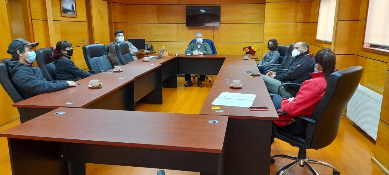 """Lanzamiento regional campaña """"Relatos de Guías"""" impulsado por Sernatur se realizó este miércoles en Pucón."""