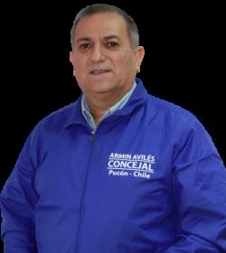 Armin Avilés Arias