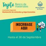 """Ya está disponible la inscripción al programa """"Especial Banco Materiales"""" del departamento de Vivienda"""