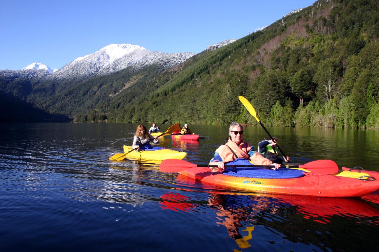 Chile destino líder en turismo aventura de Sudamérica